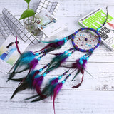 Handmade Feather Dream Catcher Home Decoration,Home Decorators,[tags] - DeliteShopping