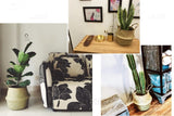 Handmade Bamboo Storage Baskets Foldable Laundry Basket,Home Decorators,[tags] - DeliteShopping