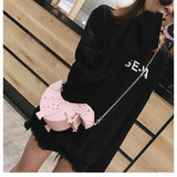 Dinosaur Animal Women Shoulder Crossbody PU Leather Bag,,[tags] - DeliteShopping