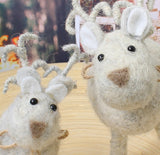 Handmade Kids Deer & Sheep Nordic Style Plush Toy Room Decor,Home Decorators,[tags] - DeliteShopping