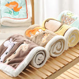 Baby Swaddle Soft Cartoons Wrap Blankets Bedding Covers,Home Decorators,[tags] - DeliteShopping
