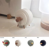 Creative Sheep Shape Fabric Coasters Home/Office Decor,Home Decorators,[tags] - DeliteShopping