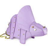 Trendy Rivets Dinosaur Crossbody Bag For Women,,[tags] - DeliteShopping