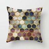 Colorful Geometry Pattern  Cushion Covers Pillow Case,Home Decorators,[tags] - DeliteShopping