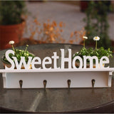 SWEETHOME Shelves & Key Holders (2 in 1),Home Decorators,[tags] - DeliteShopping