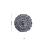 Round Design Table Decor Linen Insulation Pad,,[tags] - DeliteShopping