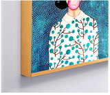 Nordic Modern Style Character Painting Canvas Art Printing,Home Decorators,[tags] - DeliteShopping