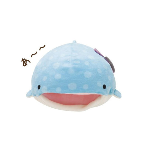 Blue Whale Soft Plush Pillow Office Nap Pillow For Adults/Kids,,[tags] - DeliteShopping