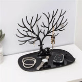 Creative Plastic Antler Fashion Accessories Display Organizer,Home Decorators,[tags] - DeliteShopping