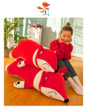35/50cm Kawaii Fox Stuffed Plush Toys Gifts For Kids,Home Decorators,[tags] - DeliteShopping
