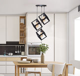 Modern Black Iron Minimalism Hanging Pendant Lights,Home Decorators,[tags] - DeliteShopping