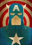 Marvel Minimal Super Heroes Vintage Posters (Buy 3 Free 1),Home Decorators,[tags] - DeliteShopping