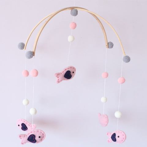 Handmade Cute Cartoon Baby Rattles Nursery Baby Room Decor,,[tags] - DeliteShopping