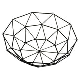 Nordic Style Iron Hollow Fruit Storage/Display Basket,Home Decorators,[tags] - DeliteShopping