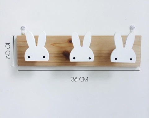 Nordic Nursery Wall Hooks Decorators For Kids Children Room,,[tags] - DeliteShopping
