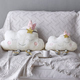 Nordic Style Cloud Pattern Soft Pillow Cushion For Newborns & Kids,Home Decorators,[tags] - DeliteShopping