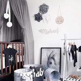 Hanging Kids Baby Cotton Bed Canopy (5 Colors),,[tags] - DeliteShopping