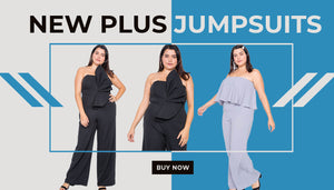New Plus Jumpsuits Buy Now - BGG FASHION