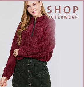 Shop Outerwear - BGG FASHION