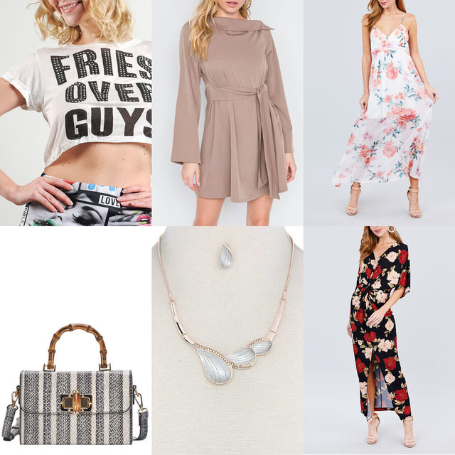 BGG FASHION BANNER MIX