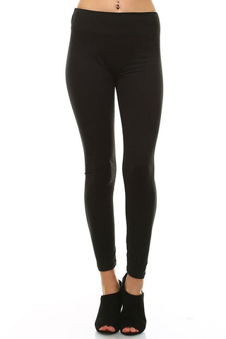 Basic Leggings in Black