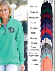 {Charles River Zip Up Sweatshirts} XS-4XL RAINY DAY