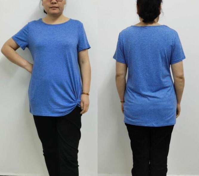 Tabetha knot top