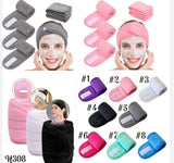 Facial head wrap