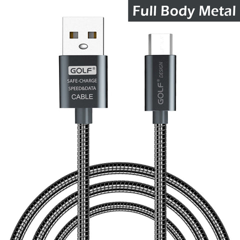 Micro USB Cable Fast Charging Type C