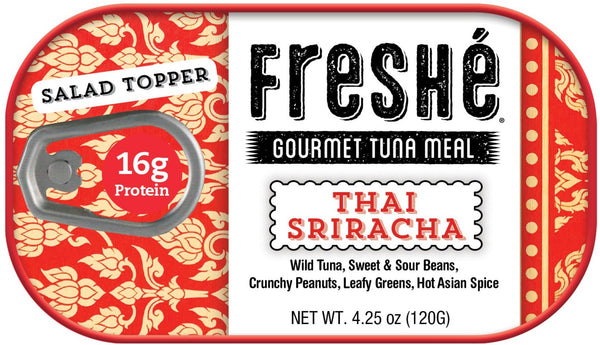 Thai Sriracha Gourmet Tuna Meal Tin
