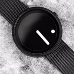 Creative Minimalist Style Dot+Line Watch - Bubble vs. Gum
