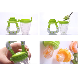 Easy-N-Safe Fresh Fruit Baby Pacifier