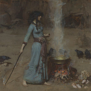 Fair Folk Podcast: Witches