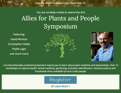Allies for Plants and People