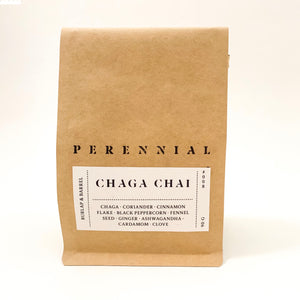 Chaga Chai Herbal Tea Packed