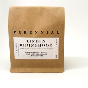 Linden Ridinghood Herbal Tea Packed