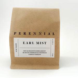 Earl Mist Herbal Tea Packed
