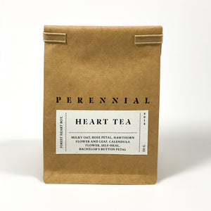 Heart Tea by Forest Heart Botanicals in bag