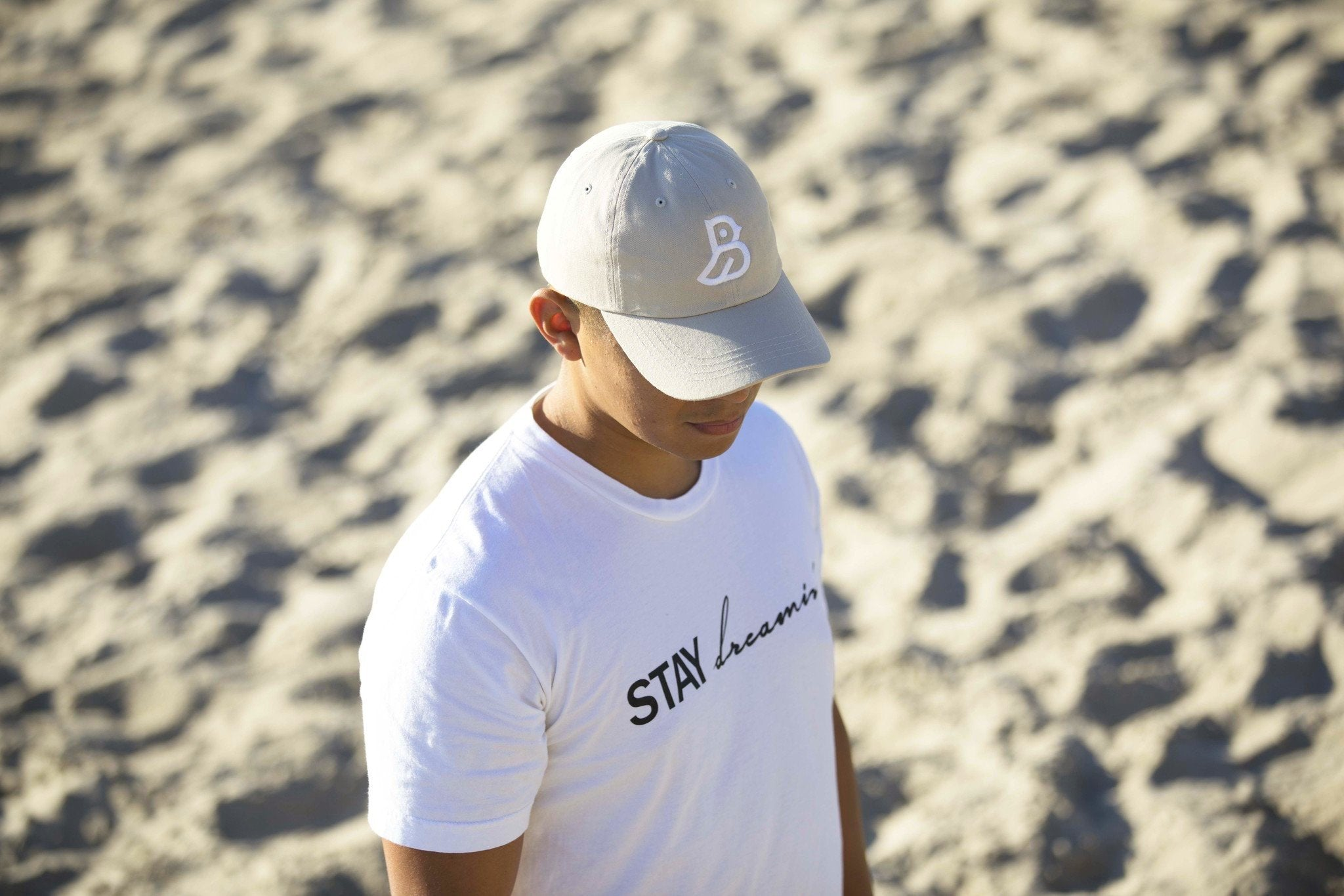 Stone 'Bird' Logo Dad Cap