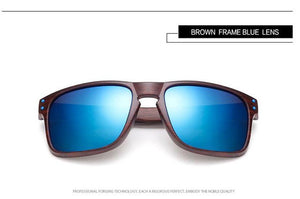 Mens Square Frame Anti-Reflective