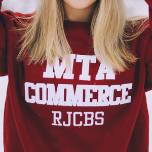 MTA Commerce Crewneck (Pre Order Only)