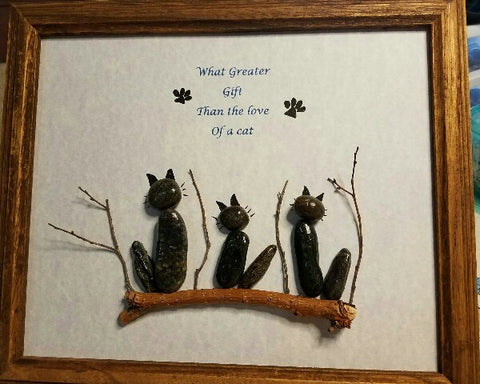 Three Cat's in a Tree