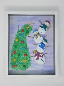 Whimsical Snowmen