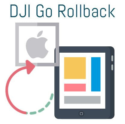 DJI Go rollback consulting