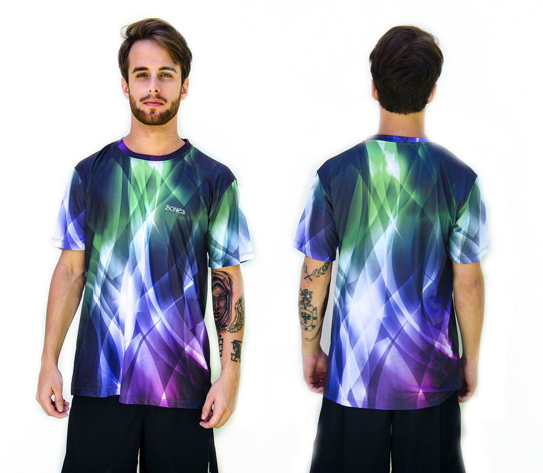 Time Warp Tecnodry Sports Shirt