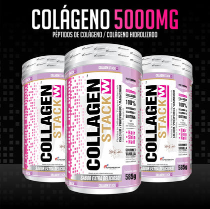 Collagen Stack W