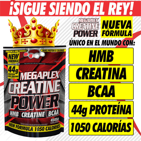 Megaplex Creatine Power