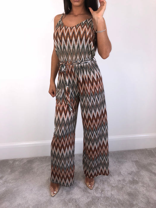 Palazzo Trousers & Top Set