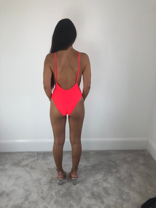 The 'Coral' Swimsuit