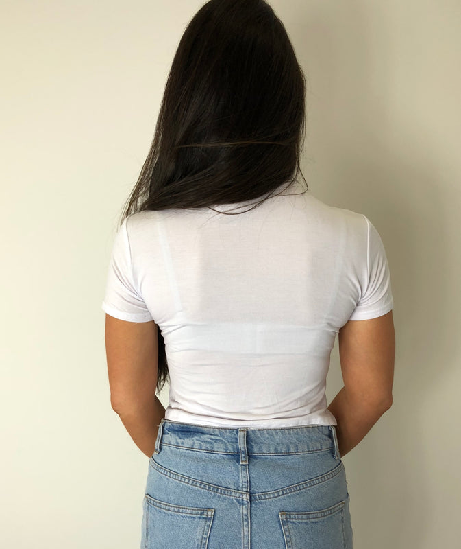 White In My Jeans T-Shirt